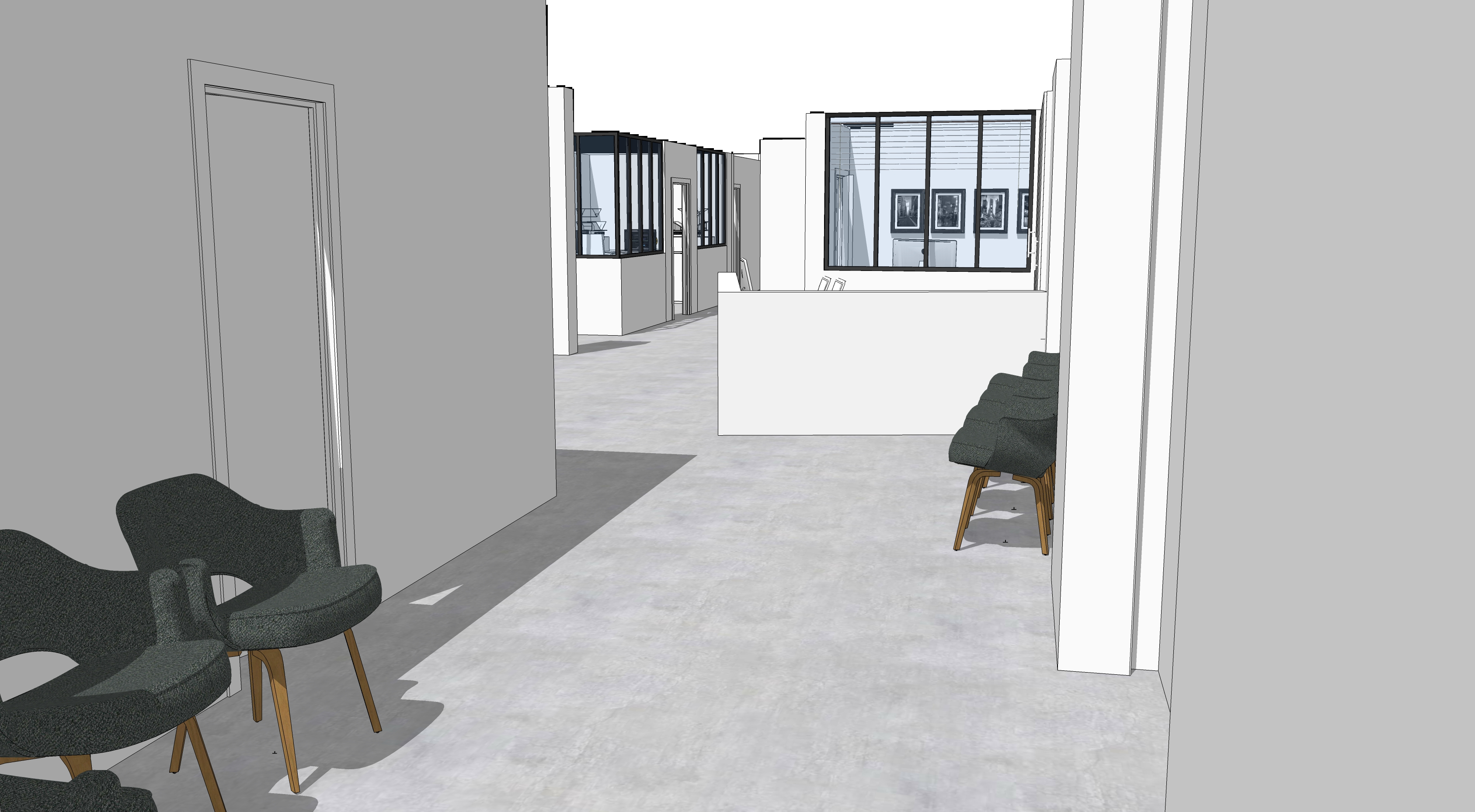 LCKPROJECTS OLIVIA LANCKSWEERT Architecture intérieur Bruxelles Brussels